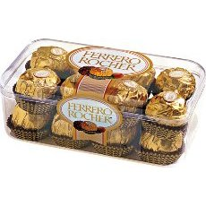 Ferrero Rocher chocolates 16pcs